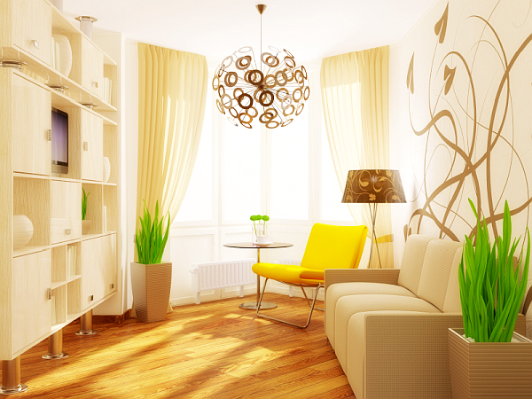 20 living room decorating ideas for small spaces for Small living room design ideas