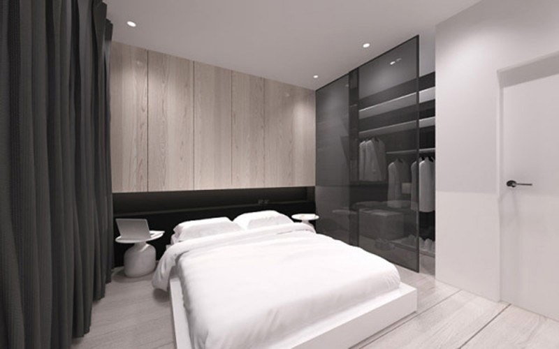 20 eye-catching minimalist bedroom design ideas