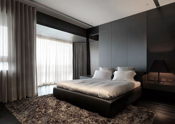 20 eye catching minimalist bedroom design ideas for Bedroom ideas minimalist