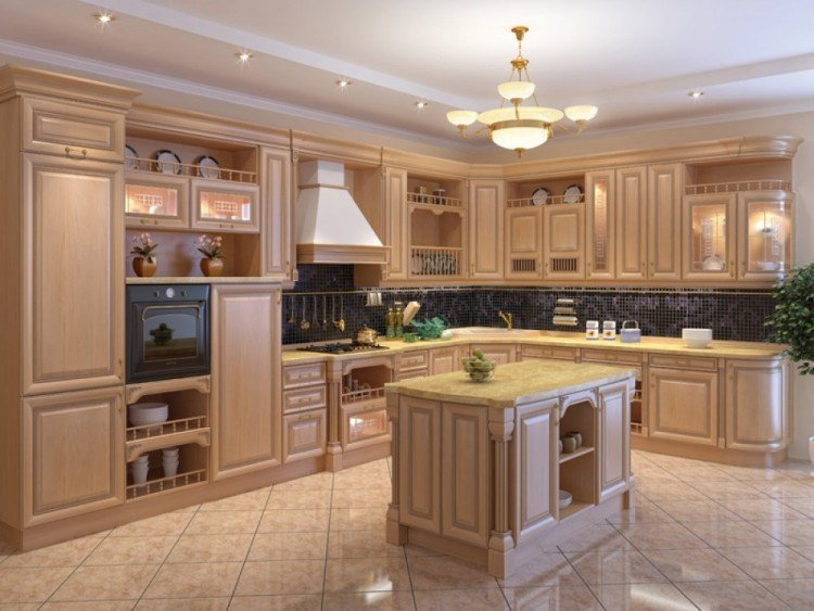 Cool Modern Kitchen Cabinets