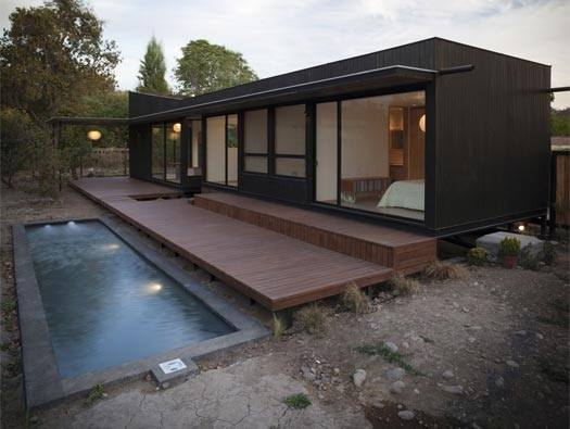 20 cool shipping container swimming pools. Black Bedroom Furniture Sets. Home Design Ideas