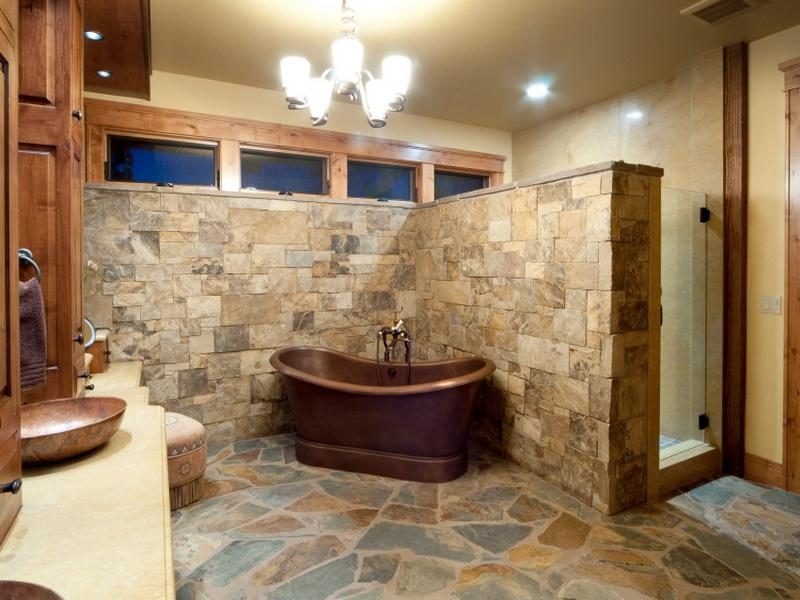 Country Rustic Bathroom Ideas 20 Rustic Bathroom Design Ideas