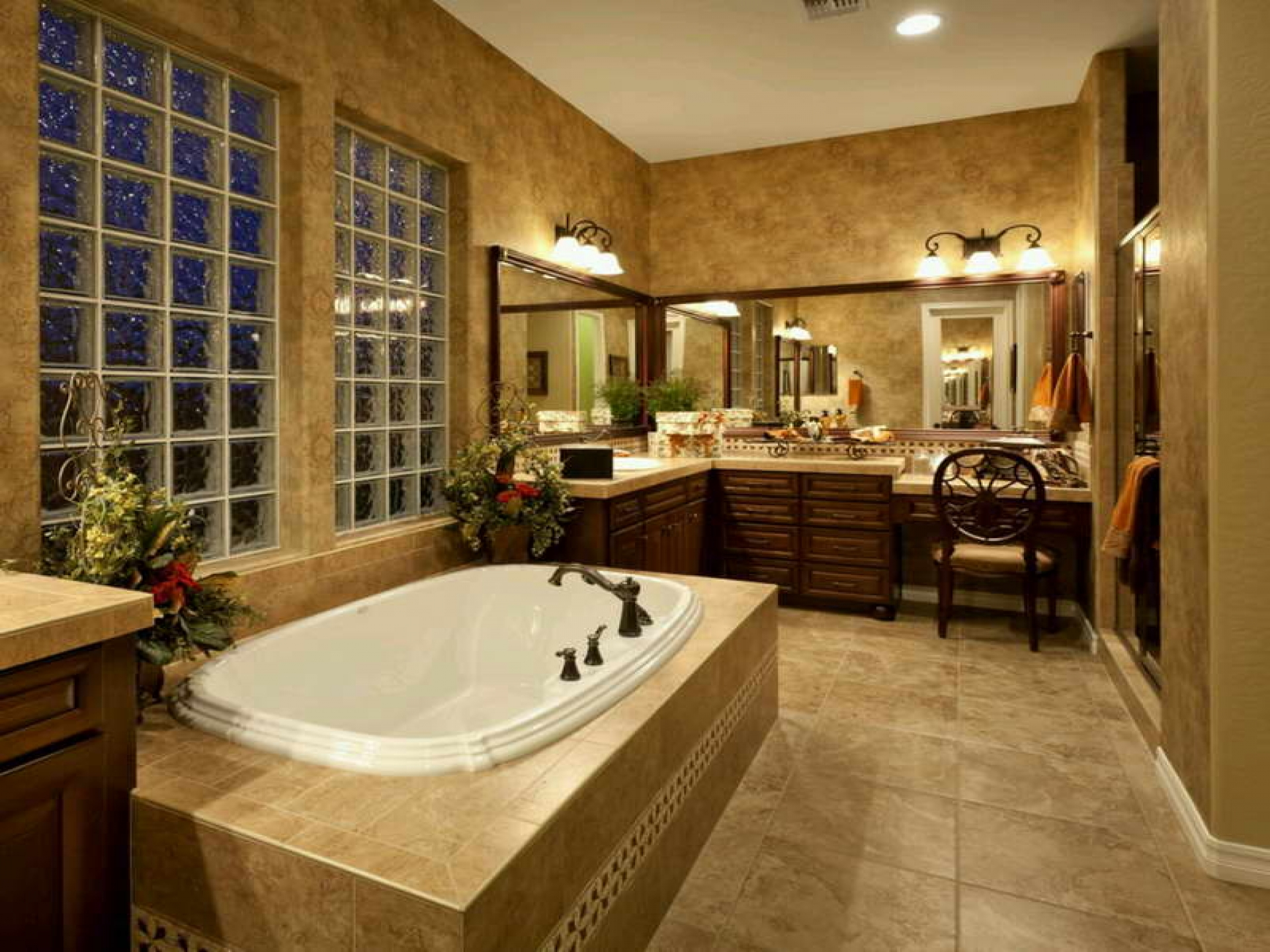 100 amazing bathroom ideas you 39 ll fall in love with for Bath design ideas