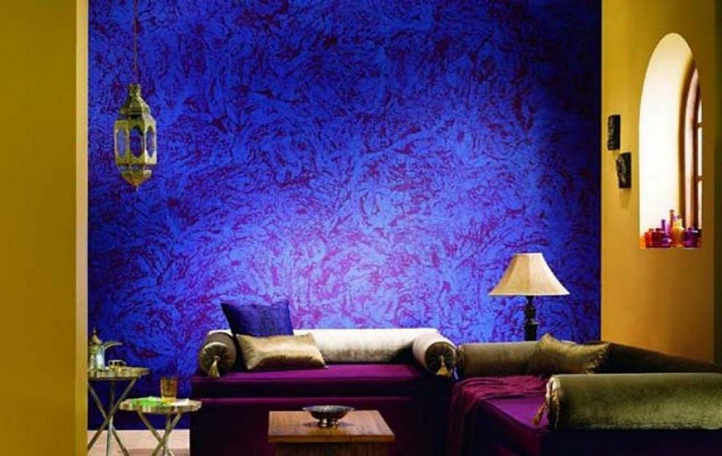 15 room designs with textured paint for Asian paints textured wall decoration