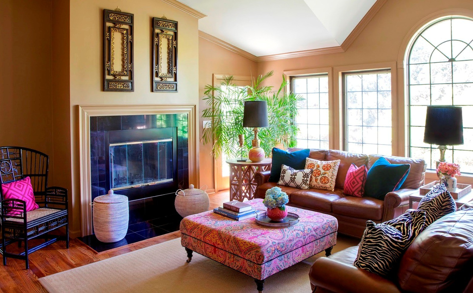 10 bohemian style living room ideas for 10 by 10 living room